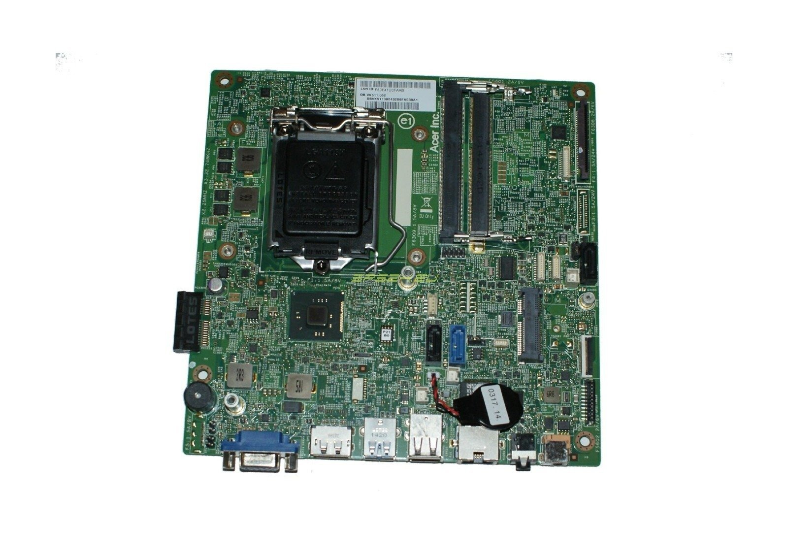 Acer Veriton Z2660G Intel Chipset Windows 8 X64